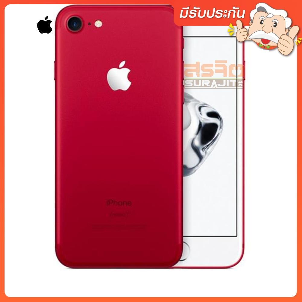 APPLE IPHONE7 128GB RED