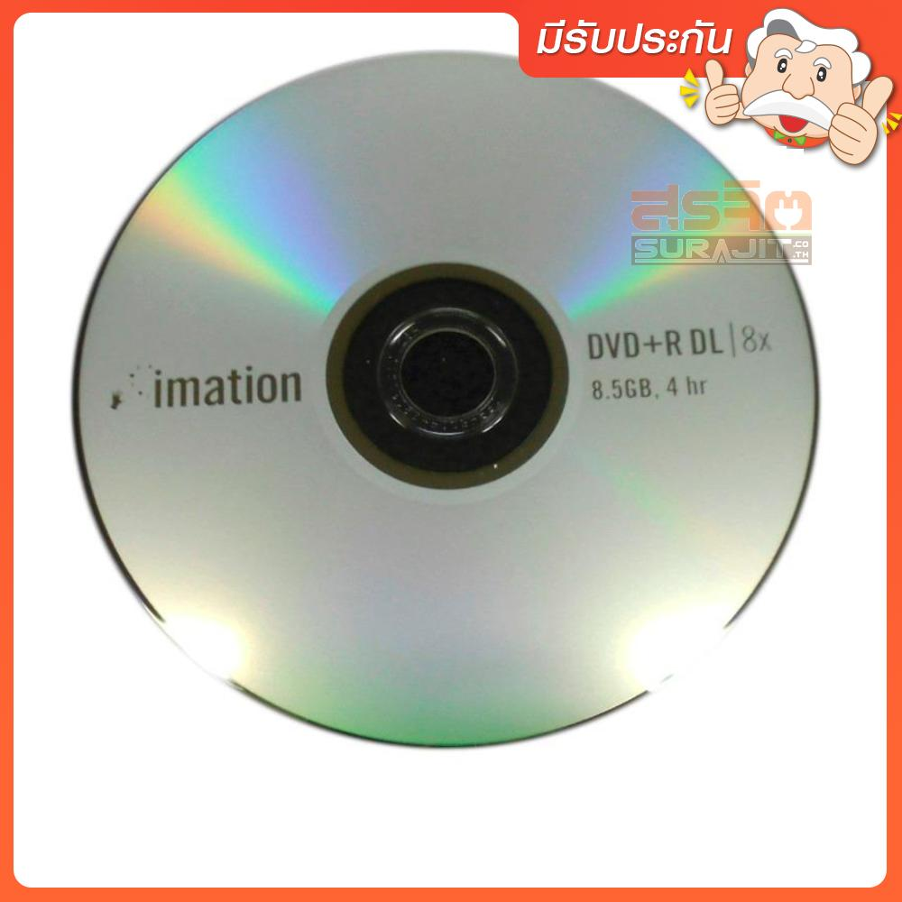 IMATION DVD+R DL 8.5GB 2.4X