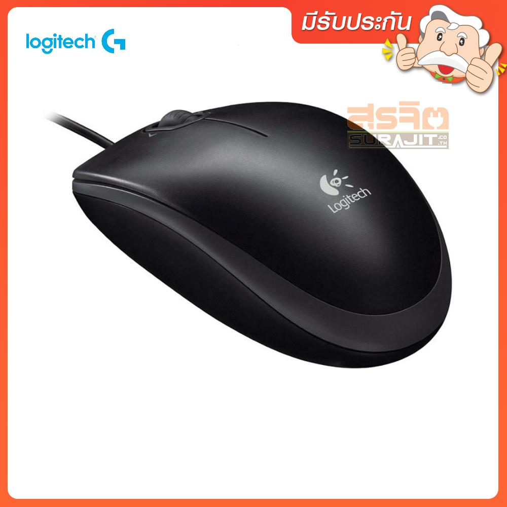 LOGITECH Optical Mouse (USB) M100R