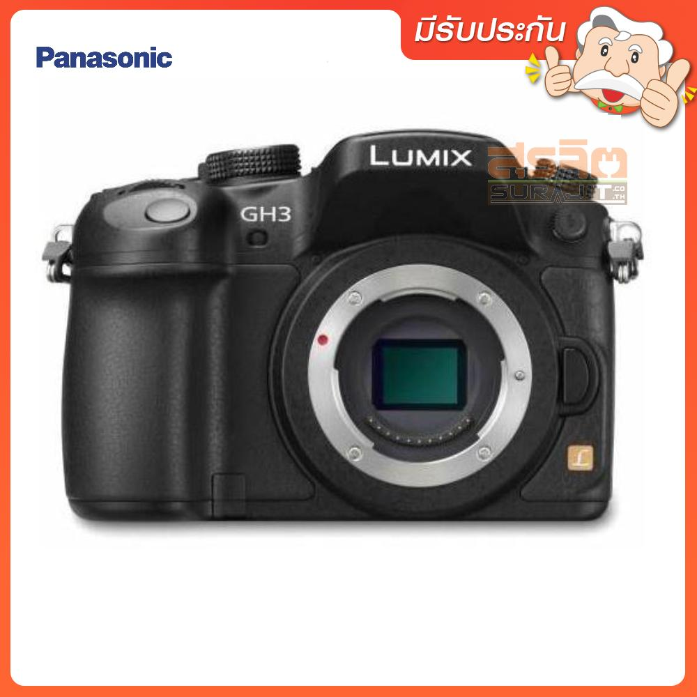 PANASONIC DMC-GH3GC.K
